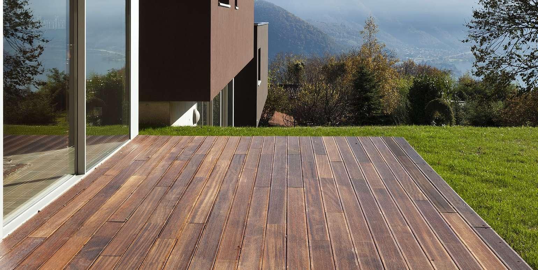 5 Terrasses en bois